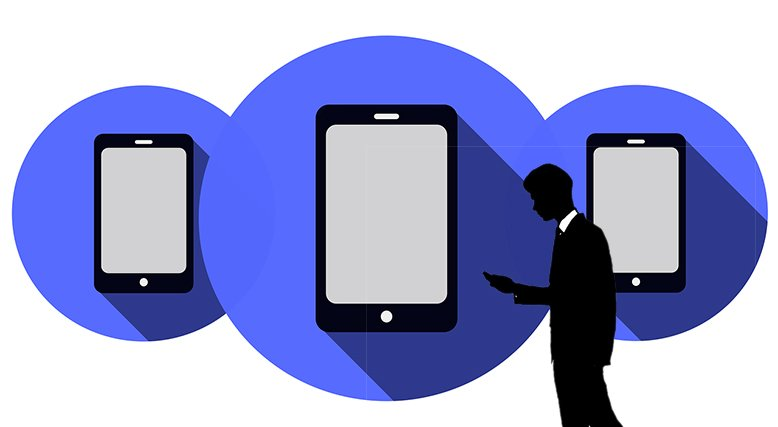 content marketing mobile device