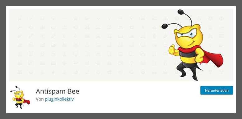 wp plugin antispam bee
