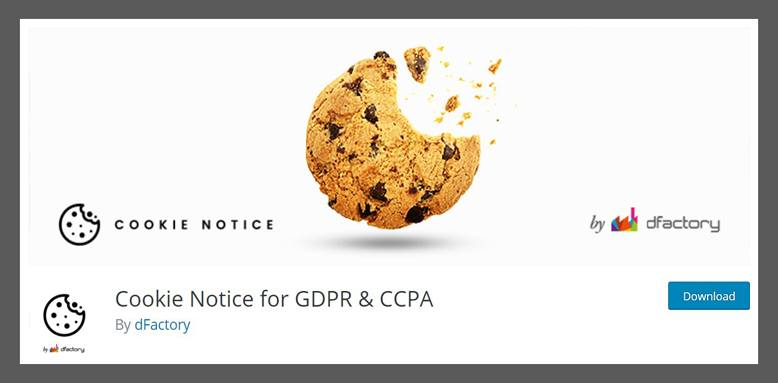 wp plugin cookie notice