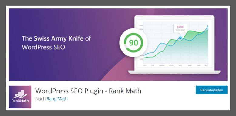 wp plugin rank math