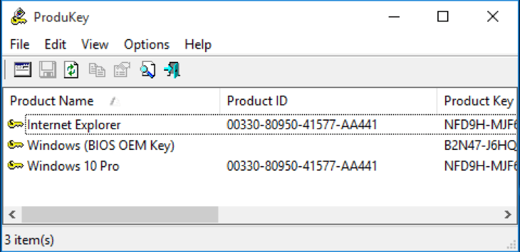 Windows 7 Product Key Auslesen Registry Free Download